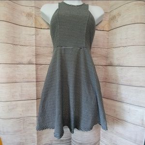 American Eagle Outfitters Striped Dress